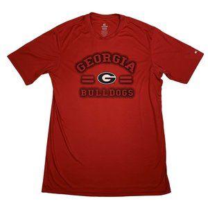 Georgia Bulldogs Colosseum T-Shirt Short Sleeve